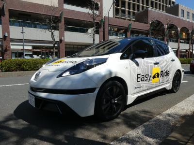 2018年3月横浜 自動運転体験の旅