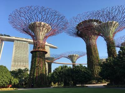 2018ひとりでシンガポールを旅しよう その2前編