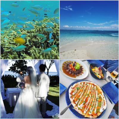 セブで結婚式参列ついでにスキューバとアイランドホッピング☆1日目~3日目