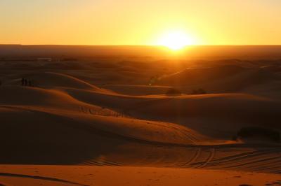 モロッコ③ サハラ砂漠へ
