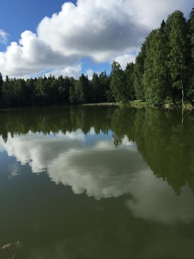 2017 アウランコ ヘルシンキから日帰り 女一人旅