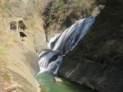 2018春「青春18きっぷ 妻と二人で袋田の滝」