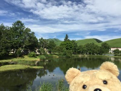 白樺湖をぐるりと一周、東京から白樺湖、ビーナスライン