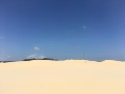 地球の裏側ブラジルへ ~レンソイス・マラニャンセス国立公園 2~