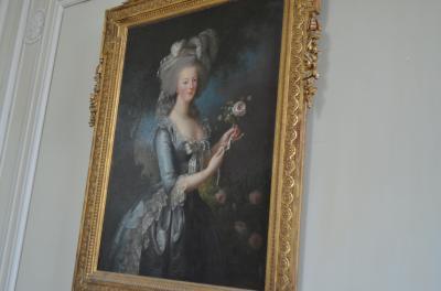 ベルサイユ宮殿の庭園、仏英周遊記その二
