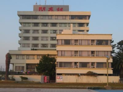 浜松舞坂の弁天島温泉・開春楼宿泊と弁天島海浜公園散策