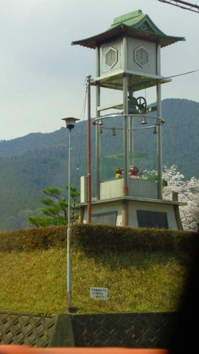 大和路4ッの枝垂れ桜巡りツアー(05) 又兵衛桜(滝桜)を見に行く。