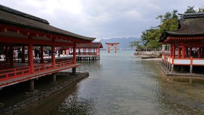 広島2泊3日の旅。二日目(宮島ー広島)