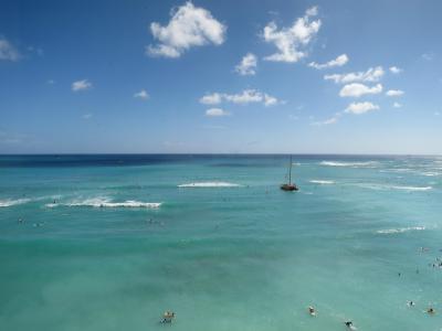 のんびりまったりするはずだったハワイ旅行(笑) その1