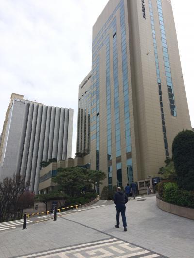 春のソウルでグルメ&街歩き at 江南 2018(1)「ノボテル アンバサダー」