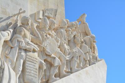 Ola'! ヨーロッパの西の端、ポルトガルに行ってみよう☆* ②丘を越え行こうよ♪口笛吹きつつ~.☆* なーんて余裕はなかったけど、ステキ☆「7つの丘の街」リスボン。