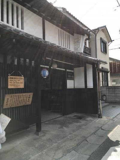 奈良1泊2日の旅 [ならまち散策とプリンの森でお買い物編]