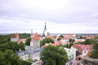 フィンランド③ エストニアのタリンへ日帰りトリップ