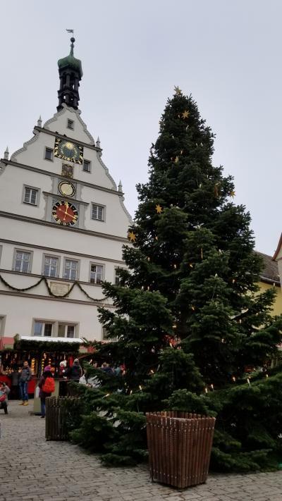 一人旅でドイツのクリスマスマーケットに行ってみた。その2