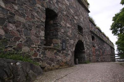 フィンランド④ マニア心をくすぐる要塞の島 スオメンリンナ