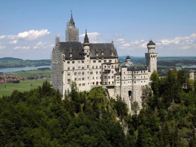 ドイツ・スイス周遊(ドイツ版)