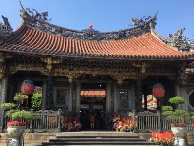 高齢の両親と行く台湾旅行 1日目