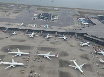 両親と初海外旅行in香港#4 帰国日