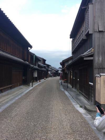 三重県関宿 町並み
