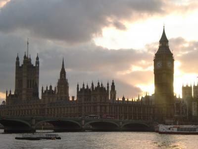 エールフランス航空利用 ロンドン3泊5日ツアーでブリュッセル・パリ日帰り旅行(前編:出発~ロンドン観光)