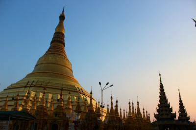 ミャンマー弾丸6泊9日の旅(5)ヤンゴン