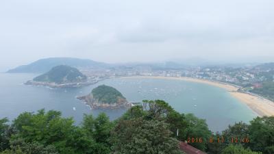 大好きフランス vol.18 San Sebastián 気取らない海と丘を楽しめる町