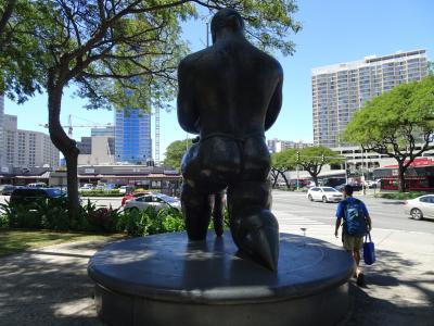 2018年4泊6日ハワイ旅行記(ホノルルハーフマラソンハパルアツアー4度目)①成田出発~ハワイ到着
