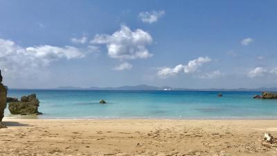 海開き直後のビーチを楽しむ・春の沖縄旅行!