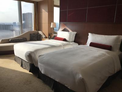 東京ステイ ラグジュアリーホテルに泊まってみたくて ~シャングリ・ラ・ホテル東京~ 2018.4