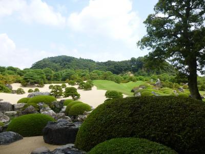 水の都、松江へ! 3 黄泉の国入口、そしてミシュラン3つ★足立美術館・夏ヴァージョン