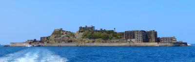 軍艦島に行きたいので長崎に行きます