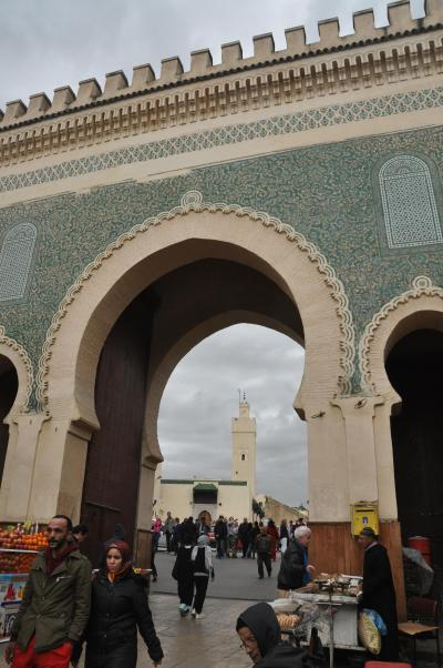 エキゾチックモロッコ < イスラム王朝の都 ・ フェズ >