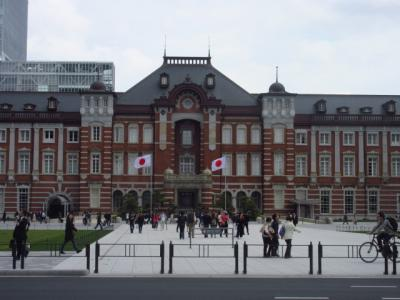 日本の玄関・東京駅