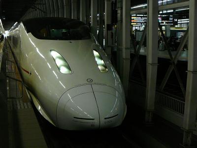 九州縦断の地方遠征 新幹線シリーズ