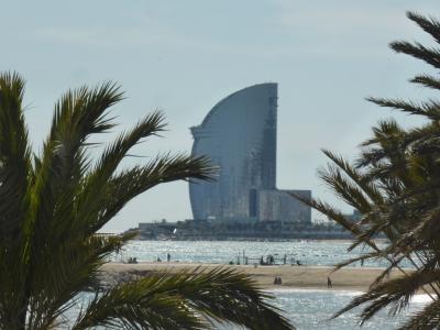 バルセロナ海岸!