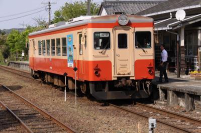 春のいすみ鉄道(大多喜~上総中野)