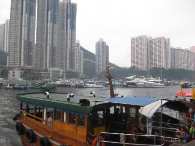 Peach☆香港島半周週末旅(2) 香港島東半分ぐるり編☆香港仔・淺水灣・赤柱・柴灣