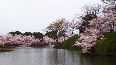 上越高田『桜まつり』 ~ 春日山へ