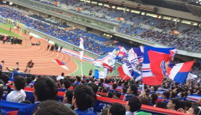 2018J1リーグ第6節ホーム川崎戦観戦記