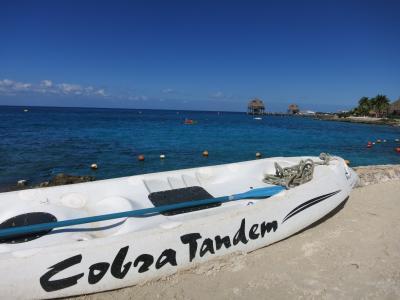 憧れのカリブ海クルーズでキューバに行っちゃいました~ 其の五(コスメル島編)