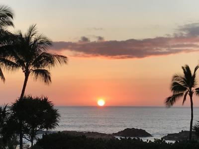 2018.3 Hawaii <両親を連れて、長男 留守番、次男 途中合流の旅> *後編
