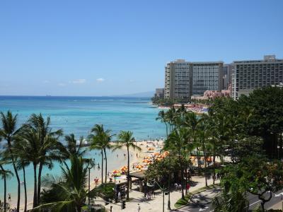 2018年4泊6日ハワイ旅行記(ホノルルハーフマラソンハパルアツアー4度目)④カイルア散策ツアーで買い物とワイキキビーチでリゾート気分