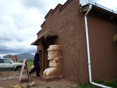 世界遺産ティワナク遺跡観光
