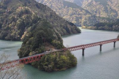 2018年4月東海地方ローカル私鉄の旅10(大井川鐵道井川線後篇)