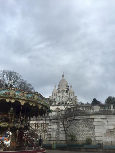ドーハ経由でパリ。電車ストで予定変更の旅