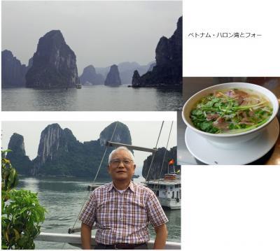 ベトナム縦断旅行とアンコール・ワット (1)ベトナム