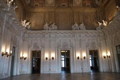 北イタリアの小さな都市巡り その13 トリノの街でマダーマ宮殿見学と教会巡り