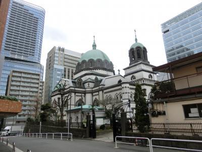 ニコライ堂 (東京復活大聖堂)
