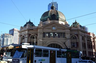 メルボルンひとり旅 【その1】はじめてのオーストラリア