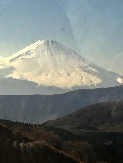 海外友人との旅 第三弾    海外からの友人からリクエスト、やはり、日本と言えば箱根でしょー